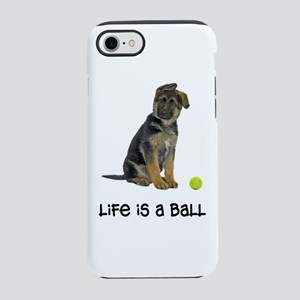 German Shepherd Life iPhone 8/7 Tough Case